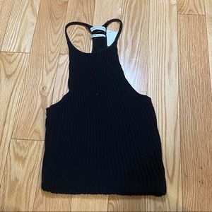 NWT Urban Outfitters Knit Crochet Racerback Cami